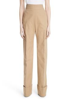 Rachel Comey Pillar Cuff Wide Leg Pants