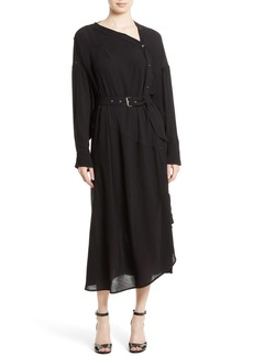 Rachel Comey Pout Asymmetrical Midi Dress