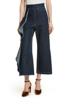 Rachel Comey Revel Ruffle Pants
