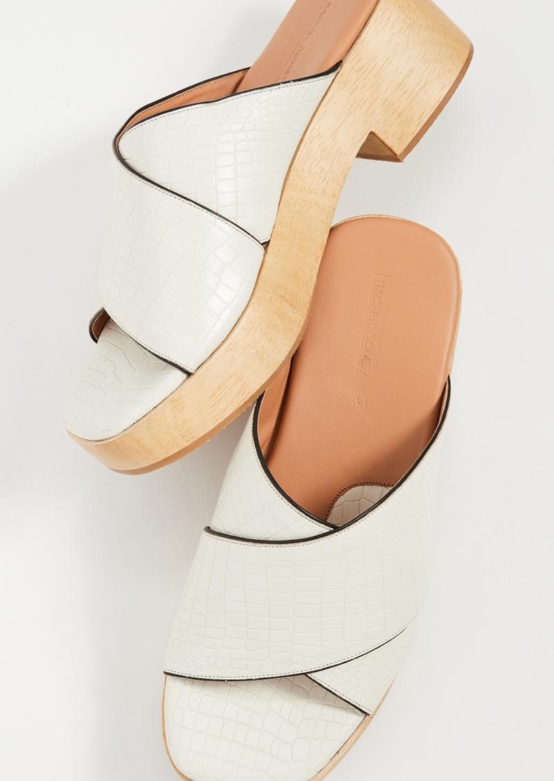 Rachel Comey Serge Clog Sandals