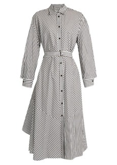 Rachel Comey Striped cotton shirtdress