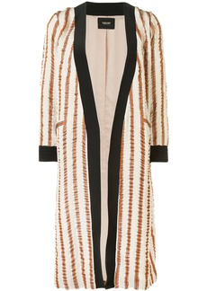 Rachel Comey striped open-front kimono