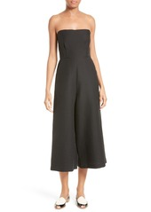 Rachel Comey Summon Strapless Jumpsuit
