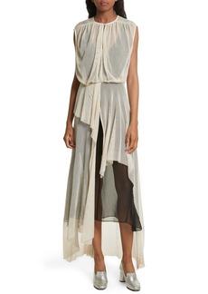 Rachel Comey Tangle Ruffle Midi Dress