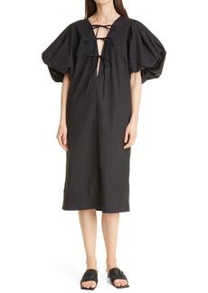 Rachel Comey Tarot V-Neck Shift Dress