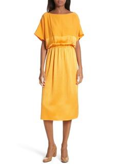Rachel Comey Tonic Silk Midi Dress