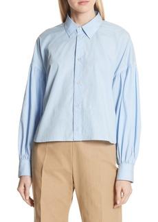 Rachel Comey Verso Puff Sleeve Shirt