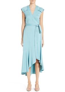 Rachel Comey Wallace Wrap Dress