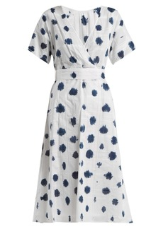 Rachel Comey Weekend tie-dye cotton dress