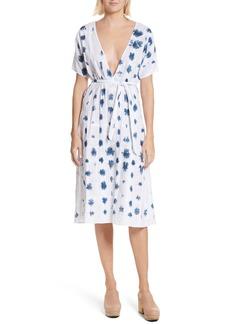 Rachel Comey Weekend Tie Dye Dress