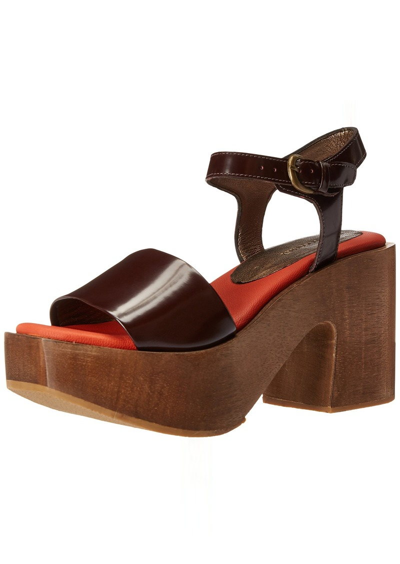 Rachel Comey Women's Pearce Platform Sandal   M US