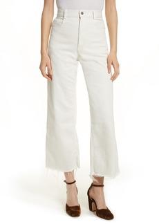 Rachel Comey Rachey Comey Legion Crop Wide Leg Pants (size 8)