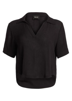 Rachel Comey Swift Knit Polo Shirt