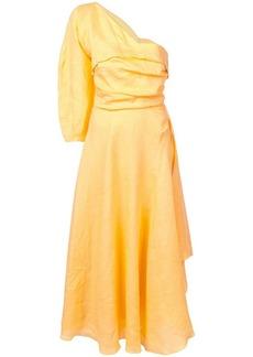 Rachel Comey Tipple one-shoulder flared dress