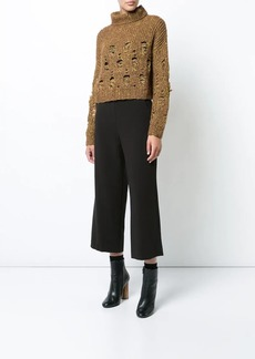 Rachel Comey turtleneck destroyed jumper