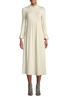 Rachel Pally Amala Mock-Neck Long Dress  Plus Size