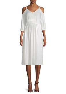 Rachel Pally Ariana Quarter-Sleeve Dress
