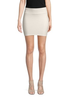 Rachel Pally Bandage Mini Skirt
