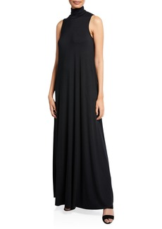 Rachel Pally Cait Turtleneck Maxi Dress