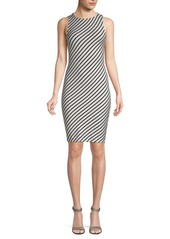 Rachel Pally Charleigh Striped Bodycon Dress