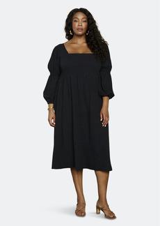 Rachel Pally Linen Doreen Dress - Plus Size