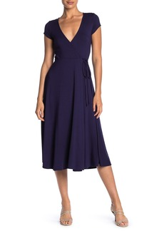 Rachel Pally Frankie Wrap Midi Dress