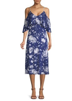 Rachel Pally Jae Printed Midi Dress