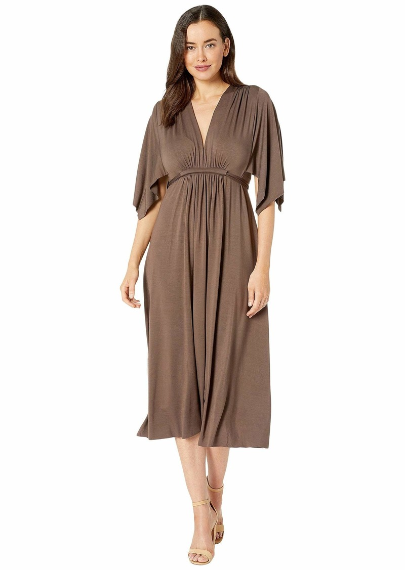 Rachel Pally Jersey Mid-Length Caftan Dress