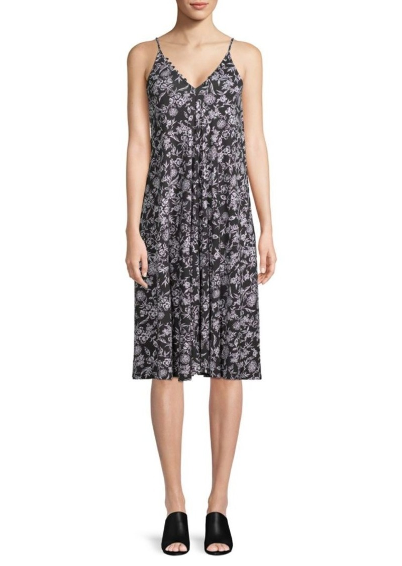 Rachel Pally Krishna Floral Dress