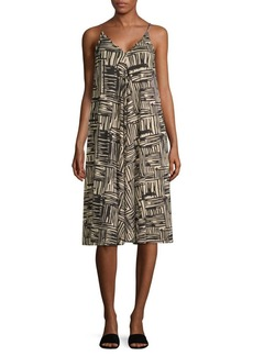 Rachel Pally Krishna Print Dress