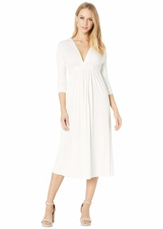Rachel Pally Long Sleeve Midi Caftan