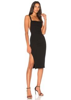 Rachel Pally Luxe Rib Low Back Dress