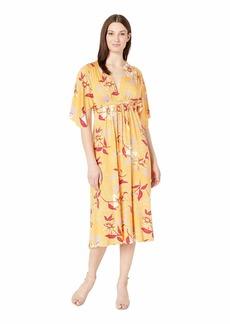 Rachel Pally Mid Length Caftan Dress