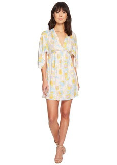 Rachel Pally Mini Caftan Dress