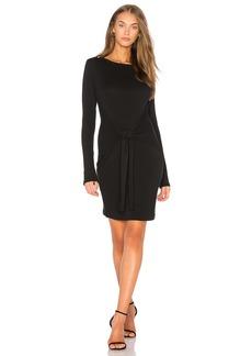 Rachel Pally Pique Tie Front Dress