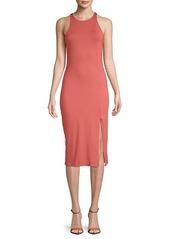 Rachel Pally Quimby Halter Slit Dress