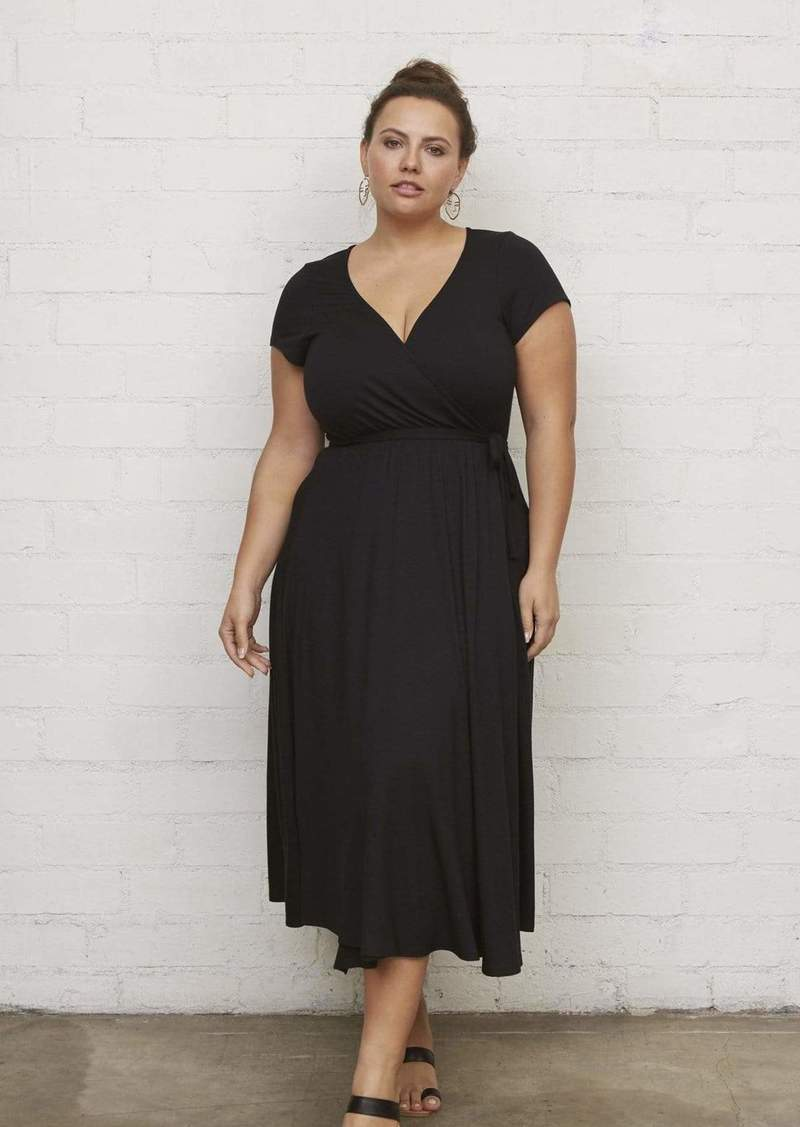 Rachel Pally Frankie Wrap Dress