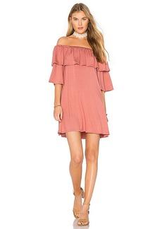 Rachel Pally Kylian Dress in Rose. - size M (also in S,XS)