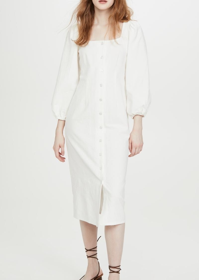 Rachel Pally Linen Canvas Brynn Dress