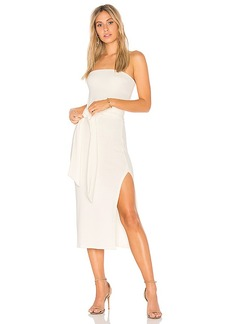 Rachel Pally Luxe Rib Bow Dress