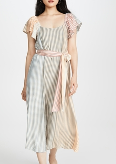 Rachel Pally Ombre Check Sibil Dress
