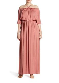 Rachel Pally, Plus Size Plus Lorenzia Off-the-Shoulder Dress