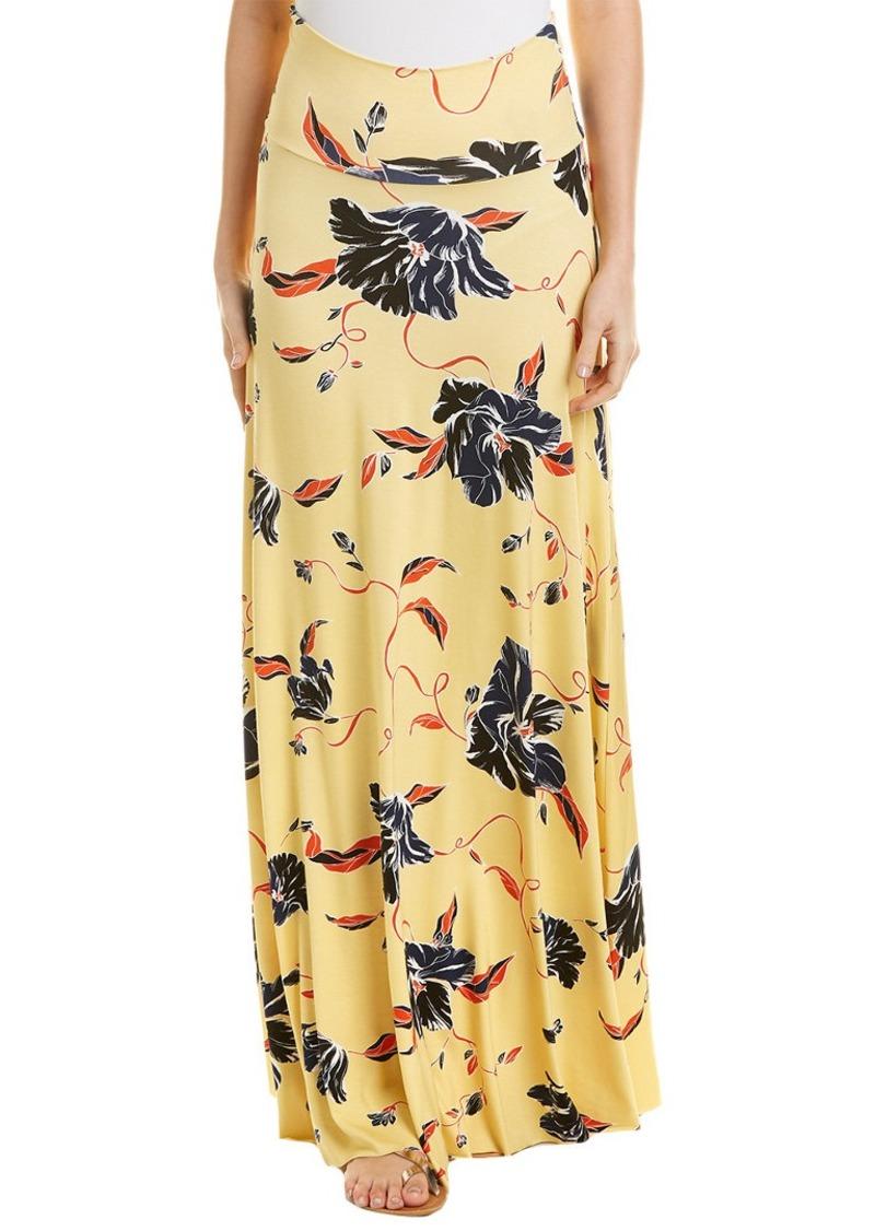 Rachel Pally Printed Maxi Skirt