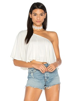 Rachel Pally Remi Top in White. - size L (also in M,S,XS)