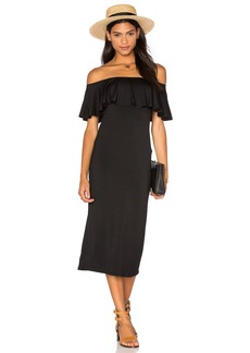 Rachel Pally Ruffle Midi Dress