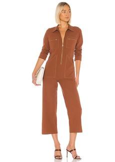 Rachel Pally Winter Linen Canvas Shelby Jumpsuit