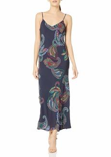 Rachel Pally Women's Crepe BIAS Slip Dress  S