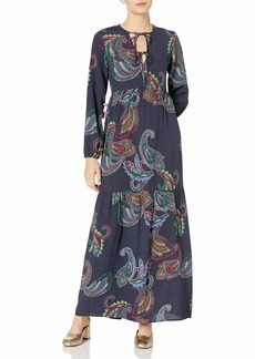 Rachel Pally Women's Crepe Carina Dress  L