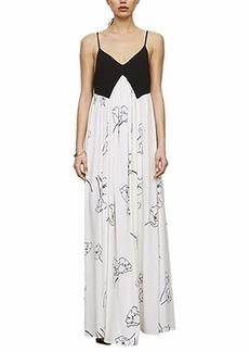 Rachel Pally Women's Crepe Dianna Dress  L