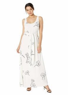 Rachel Pally Women's Crepe Josie Dress  L